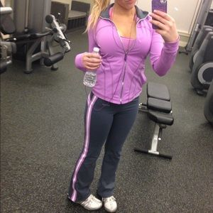 Bebe Sport Workout Pants 💕❤️ and TOP